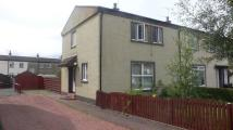 Colquhoun Street semi detached house to rent