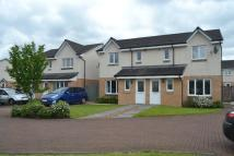 semi detached property in Acorn Drive, Tullibody