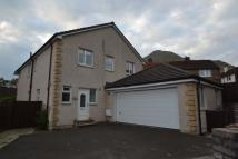 Detached house in Croftshaw Road, Alva