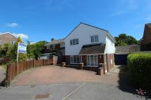 4 bed Detached house for sale in Mariners Close, Hamble...