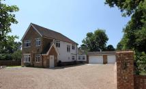 4 bed Detached house in Church Lane, Stoke Poges...