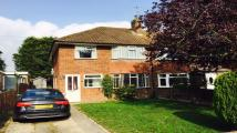 3 bed semi detached property in Pond Lane...