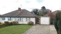 2 bed Bungalow to rent in Hillcroft Road, Chesham