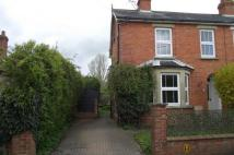 semi detached home in Lower Blandford Road...