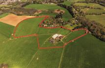 Land for sale in Winkford Farm, Brook...