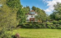 6 bed Detached property for sale in Farnham Lane, Haslemere...