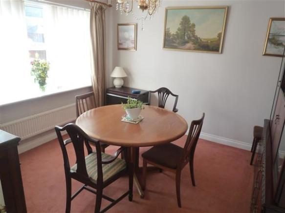 DINING ROOM (Front):