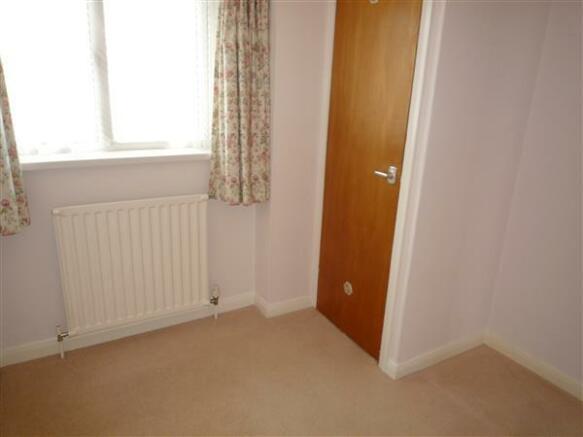 BEDROOM 4 (Rear):