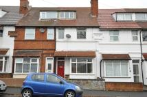 Terraced house for sale in Ash Tree Road, Stirchley...