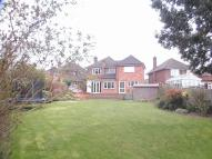 Detached property in Grassmoor Road...