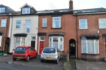 4 bed Terraced house for sale in Heeley Road, Selly Oak...