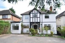Detached property in Umberslade Road...
