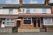 3 bed Terraced home in Newlands Road, Stirchley...