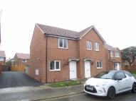 2 bed semi detached house to rent in Jarvis Road, Peterlee