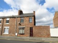 Terraced house in North Road West, Wingate