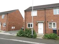 2 bed semi detached property in Fairbairn Road, Peterlee