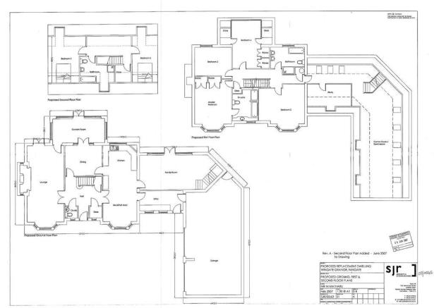 Amended Floor Plan