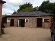Anstey Hall Bungalow to rent