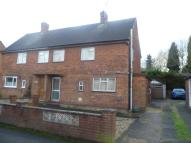 2 bedroom semi detached home for sale in St. Marys Crescent...