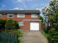 3 bedroom semi detached house in Medina Drive, Tollerton...