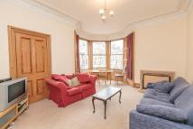 Flat in POLWARTH GARDENS...