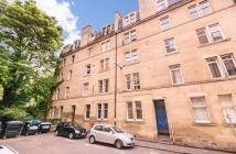 2 bed Flat to rent in BUCCLEUCH TERRACE...
