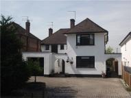 Detached property in Oakwood Road...