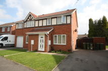 Terraced property in Sword Close, Leicester