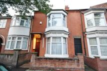 Terraced home to rent in Harrow Road, Leicester