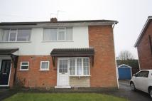 semi detached property to rent in Glenfield Frith Drive...