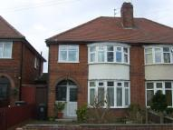 semi detached home to rent in Wyngate Drive, Leicester
