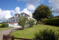 4 bed Detached home for sale in Hillside Drive, Langholm...