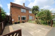 3 bedroom semi detached property in St Peters Road, Cowley...
