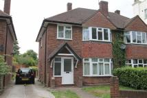 5 bed semi detached home in Cleveland Road, Uxbridge