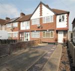 semi detached property in Wood End Green Road...