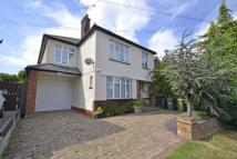 Detached home in Daws Heath Road...