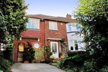 semi detached property in Ainderby Road...