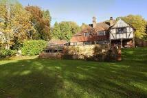 Detached home for sale in Wanborough Lane...