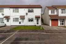 2 bedroom semi detached property for sale in Brackla, Bridgend...