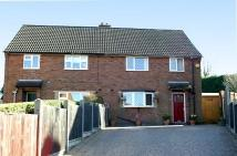 3 bedroom semi detached house in Unitt Road, Quorn...
