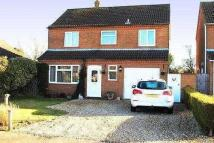 Detached home in Earl Close, Dersingham...