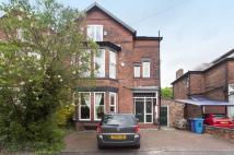 semi detached house in Oak Avenue, Manchester...