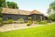 Barn Conversion for sale in Swan Lane, Cretingham...