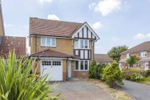 Detached home in Martlet Close...