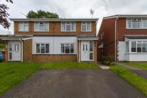 semi detached home for sale in Brynderwen, Pontypridd...