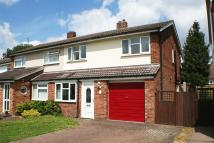 semi detached property for sale in Maple Way, Royston...