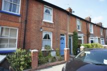 Terraced property in St. Peters Lane...