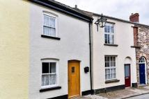 Terraced home for sale in Llangattock, Crickhowell...
