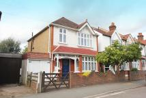 Detached house in Elm Road, New Malden...