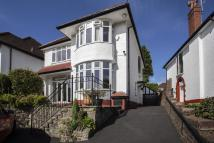 3 bed Detached house in Derwen Fawr Road...